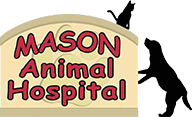 Mason Animal Hospital - Website Logo